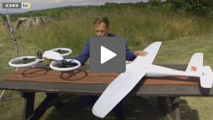 Nikolaj Sonne om fremtidens droner
