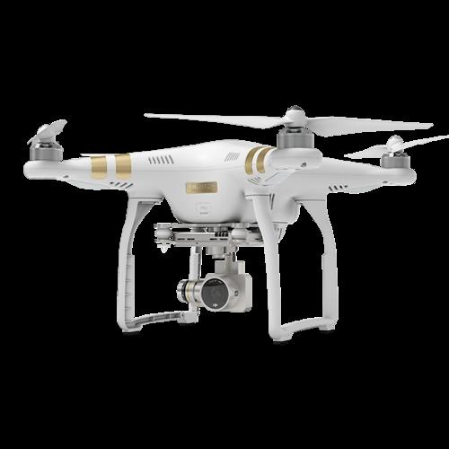 Fotodrone med integreret FPV