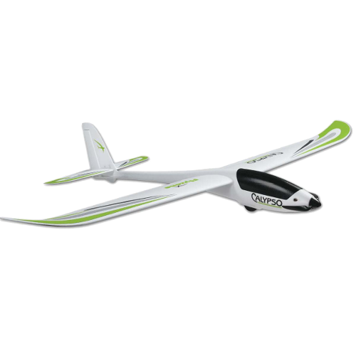 Image of   Flyzone Calypso - Motor-svævefly