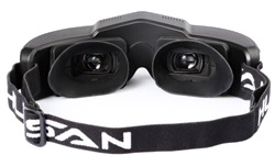 HUB520 - Briller med indbygget skærm
