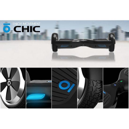 Chic Smart IO-C1sort-003