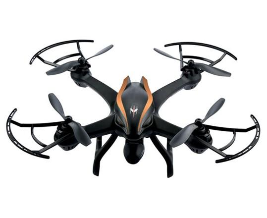 Øvrige droner