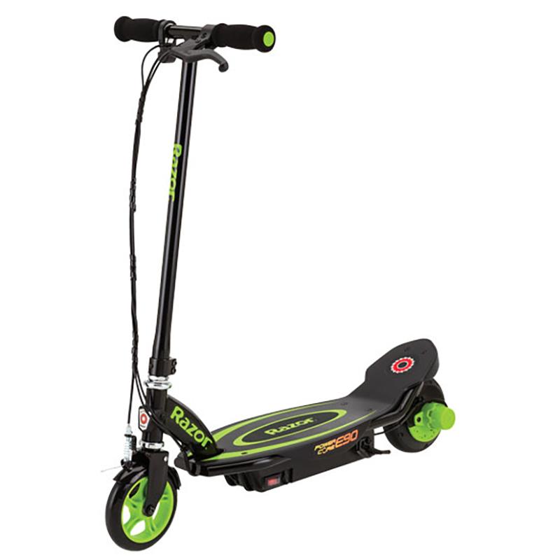 Tidsmæssigt Razor El-løbehjul Power Core E100 - El-løbehjul til børn fra Razor NF-37