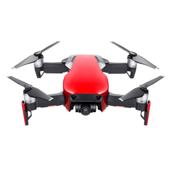 DJI Mavic Air - Rød - Flame Red
