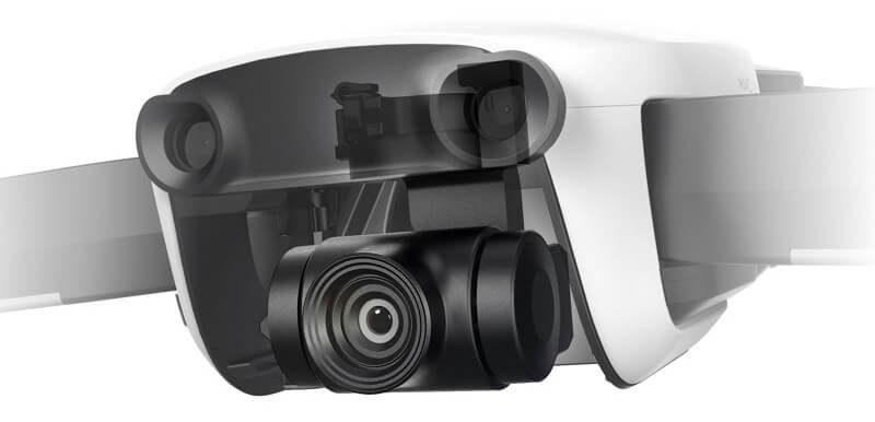 DJI Mavic Air Gimbal og kamera