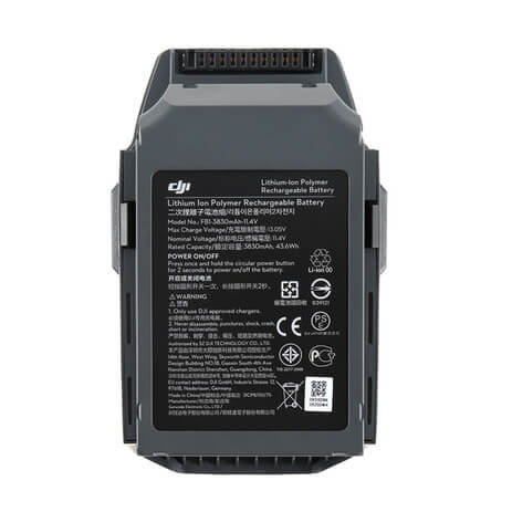 DJI Mavic ekstra batteri