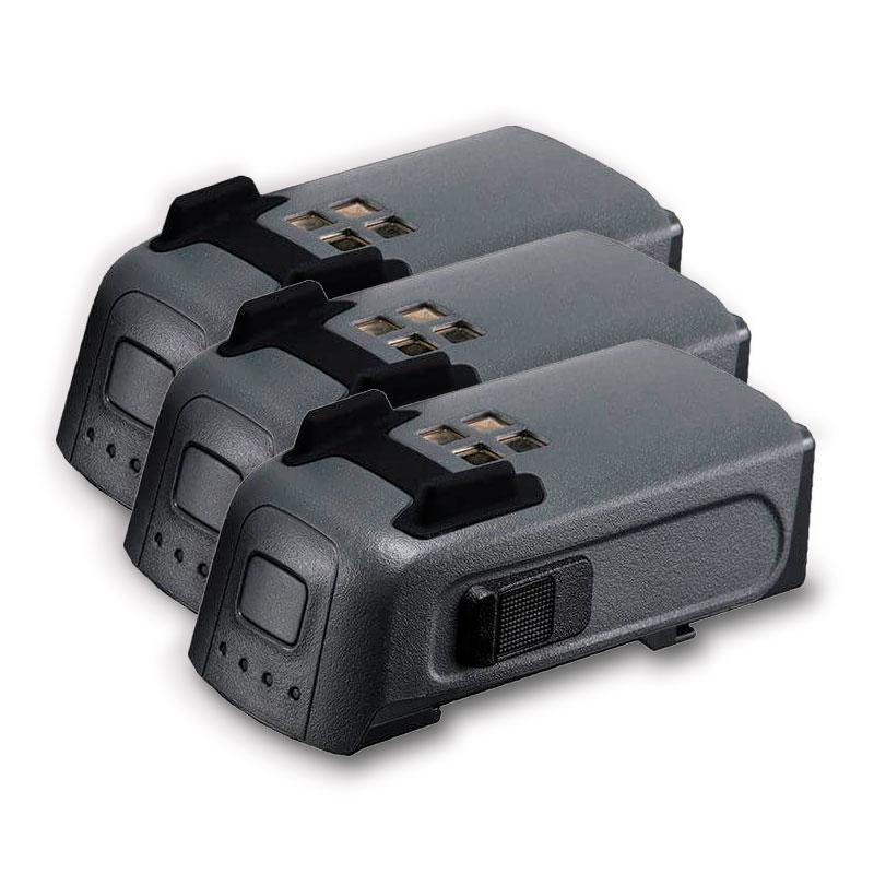 Image of PAKKE: 3 stk. batterier til DJI Spark