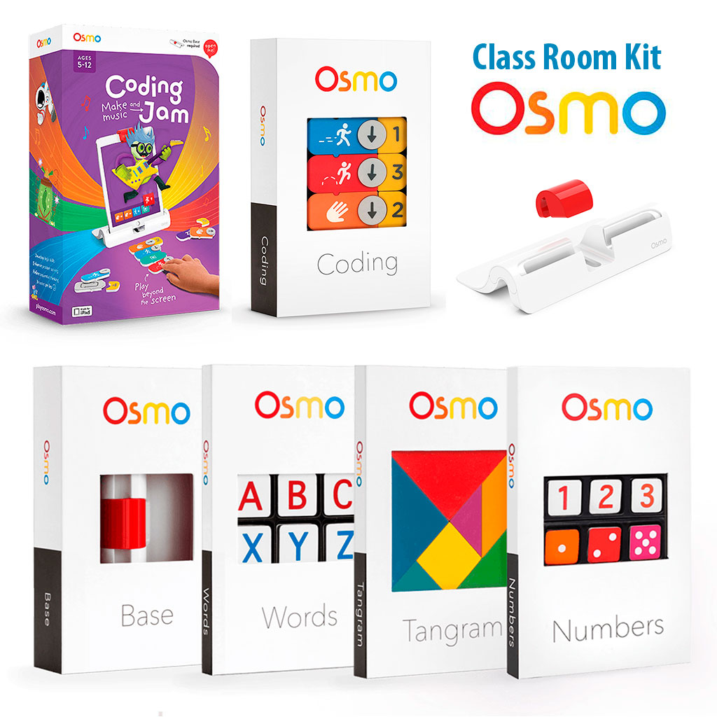 Image of   Osmo Klassesæt - Class Room Kit