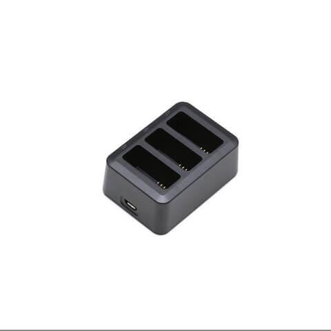 Lader til Ryze Tello - 3 batterier