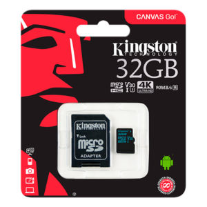 Kingston SD-kort 32 GB