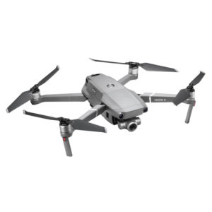DJI kamera droner
