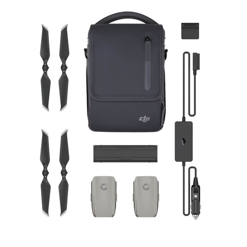 Image of   DJI Mavic 2 - Fly More Kit