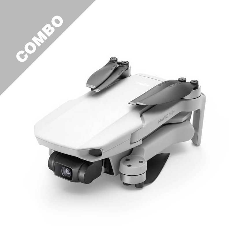 Image of   DJI Mavic Mini Combo - Startpakke